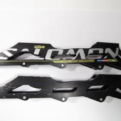 Platines Salomon Tension Force DR220 5x84mm Image